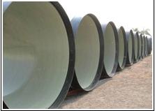 玻璃钢管道是一种轻质、高强、耐腐蚀的非金属管道。